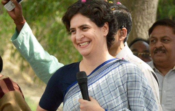 প্রিয়াঙ্কা গান্ধী