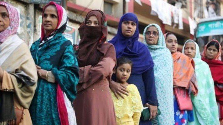 উপনির্বাচন : চট্টগ্রাম-৮ আসনে ভোট চলছে