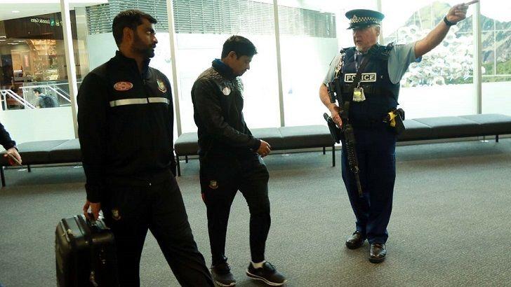 তবে কি নিউজিল্যান্ডে আন্তর্জাতিক ক্রিকেট ম্যাচ নিষিদ্ধ হচ্ছে?