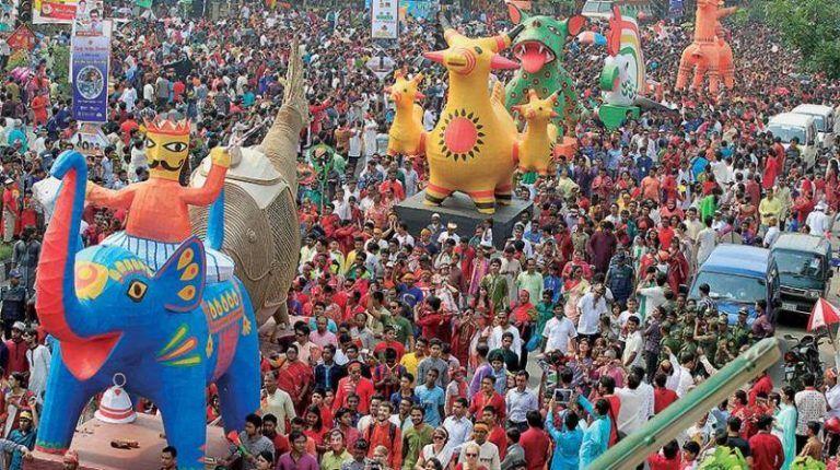 ব্রাহ্মণবাড়িয়াসহ সারাদেশে মঙ্গল শোভাযাত্রা বন্ধের দাবি