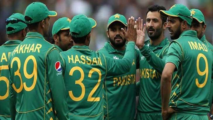 টি-টোয়েন্টি সিরিজে পাকিস্তান দল ঘোষণা