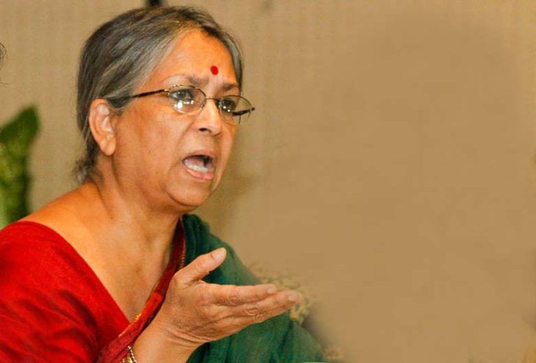 দেশের জনগণ এখন 'প্রজায়' পরিণত হয়েছে : সুলতানা কামাল