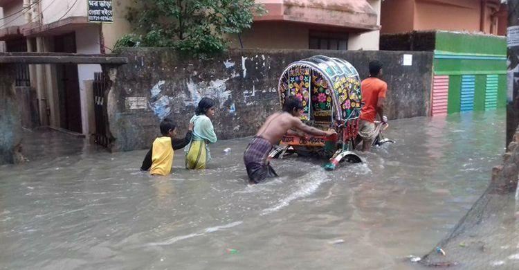 চট্টগ্রামে জলাবদ্ধতা নিরসনে প্রকল্প আছে, সুফল নেই