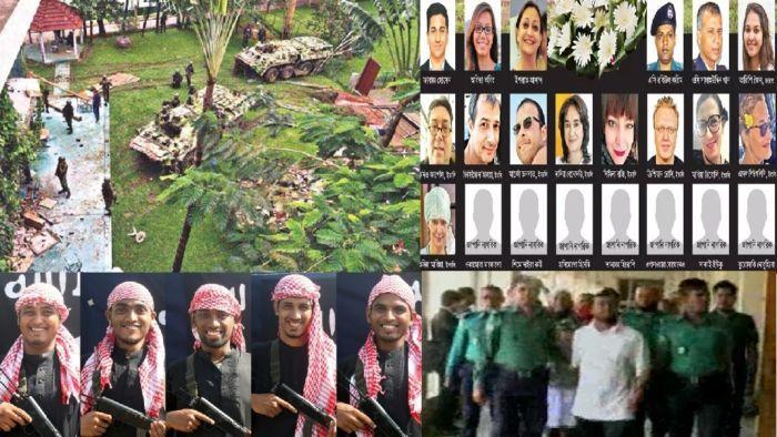 আইএসের দৃষ্টি কাড়তেই হলি আর্টিজানে হামলা : আদালত
