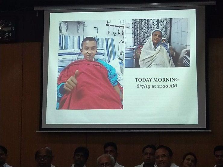 লিভার ট্রান্সপ্লান্ট : ভারতের তুলনায় কম খরচে বঙ্গবন্ধু মেডিকেলের সাফল্য