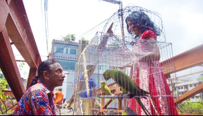 স্বল্পদৈর্ঘ্য চলচ্চিত্র 'টিয়ার গপ্পো'