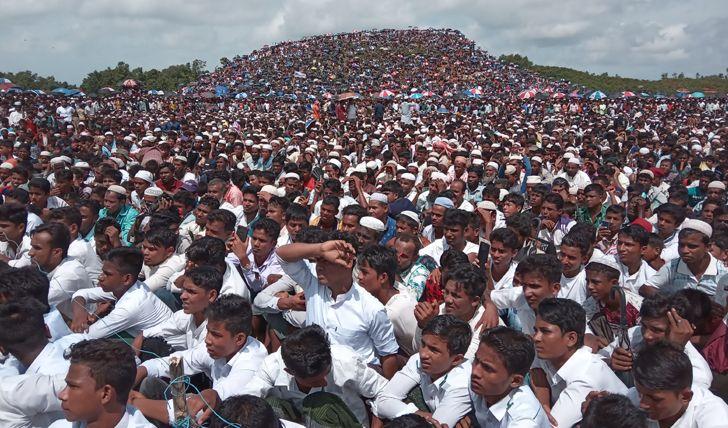 মিয়ানমারকে রোহিঙ্গা গণহত্যা বন্ধ করতে হবে: গাম্বিয়া