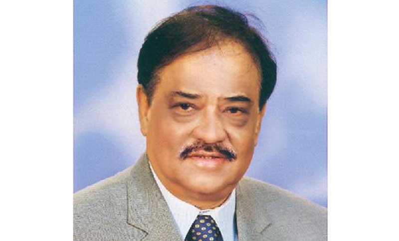 সাবেক তথ্যমন্ত্রী মিজানুর রহমান শেলী