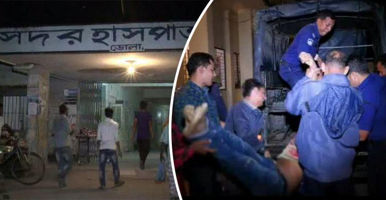 ভোলায় স্কুলছাত্রীকে ধর্ষণকারী ২ আসামি বন্দুকযুদ্ধে নিহত