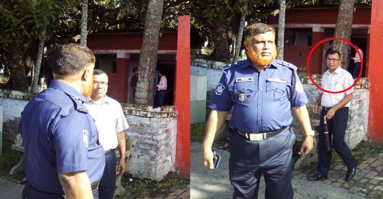 জিআরপি থানায় '৫ পুলিশের গণধর্ষণ' ঘটনার তদন্ত শুরু