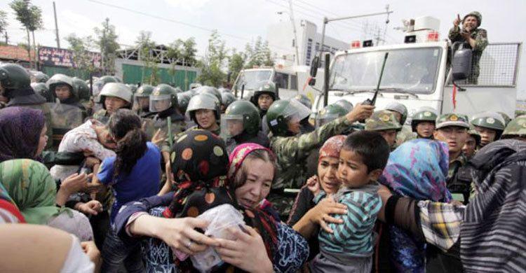 উইঘুরদের ওপর গণহত্যা চালাচ্ছে চীন : যুক্তরাষ্ট্র
