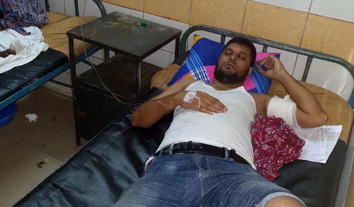 কুমিল্লায় শিবির-পুলিশ সংঘর্ষে গুলিবিদ্ধসহ আহত ৫