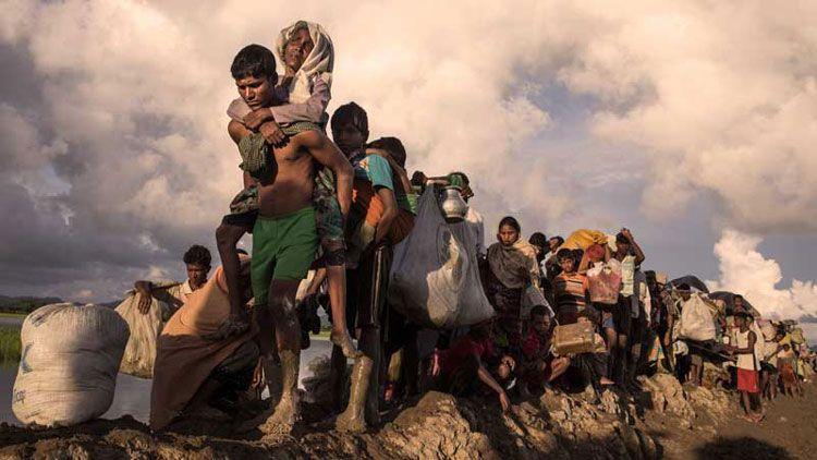 রোহিঙ্গাদের জন্য আরও ৩ লাখ ডলার দিচ্ছে দক্ষিণ কোরিয়া