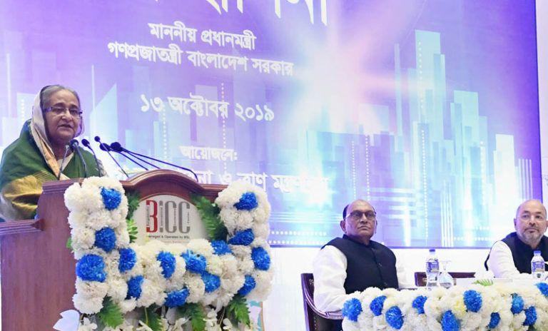 'বাংলাদেশ এখন দুর্যোগ ব্যবস্থাপনাতেও রোল মডেল'