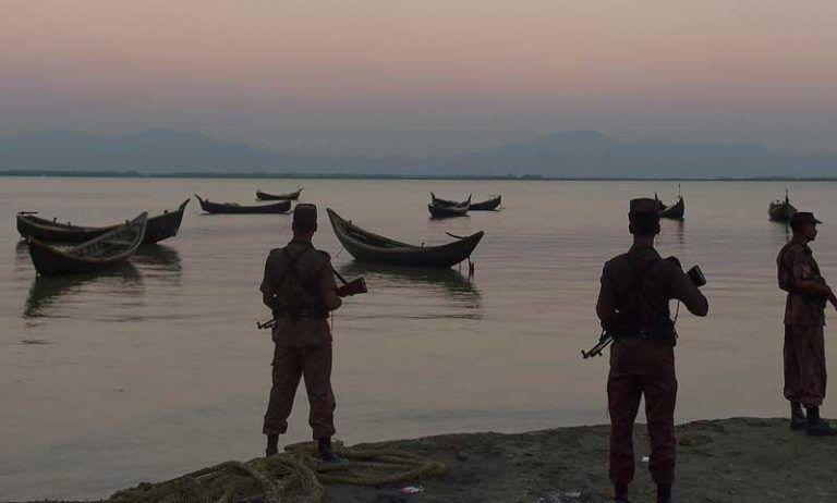 মিয়ানমারের সীমান্তরক্ষীদের গুলিতে বাংলাদেশি জেলে নিহত