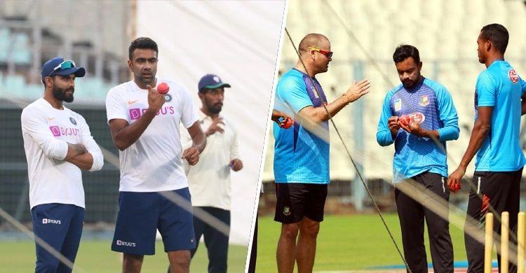 ইডেন গার্ডেন্সে আজ শুরু হবে বাংলাদেশ-ভারত ঐতিহাসিক টেস্ট