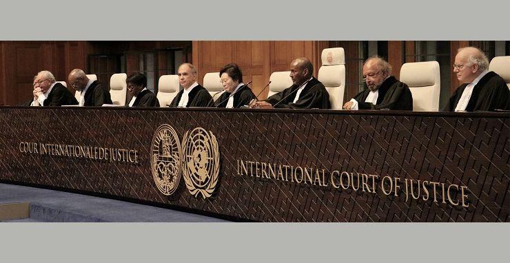 রোহিঙ্গা গণহত্যা : মিয়ানমারের বিরুদ্ধে গাম্বিয়ার মামলা