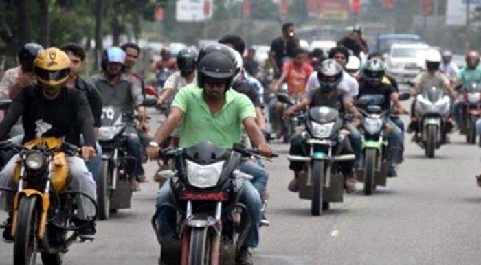 উপ-নির্বাচন : রাজধানীতে ৩ দিন মোটরসাইকেল চলাচলে নিষেধাজ্ঞা