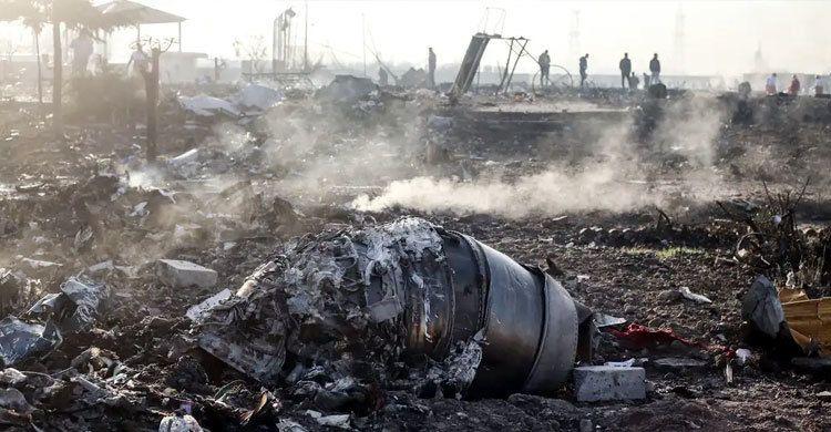 বিমান বিধ্বস্ত : ইরানের বিরুদ্ধে মামলা করছে ৫ দেশ