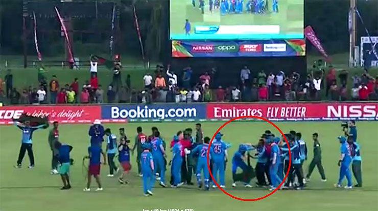 অশোভন আচরণ : শাস্তি পেলেন বাংলাদেশ-ভারতের ৫ ক্রিকেটার