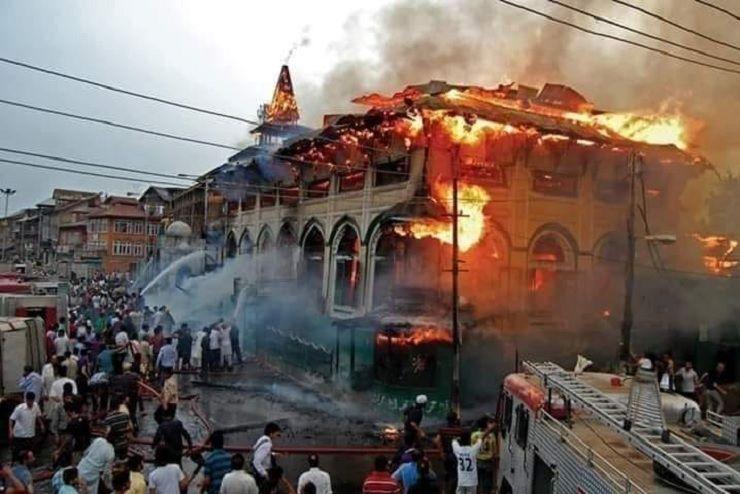 দিল্লিতে পরিকল্পিতভাবে গণহত্যা হয়েছে : মমতা