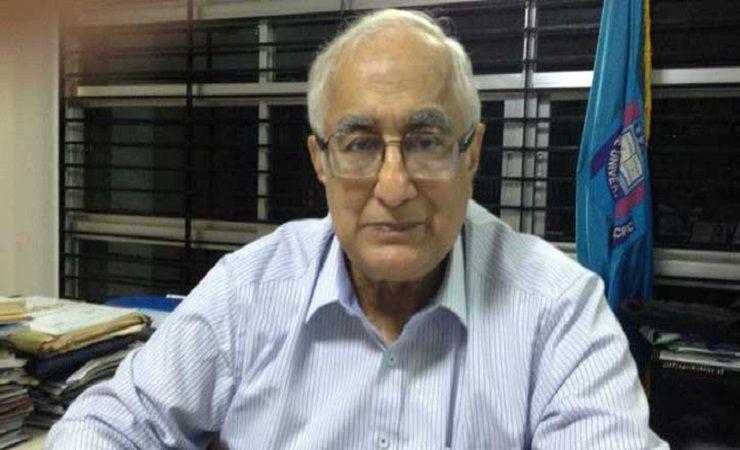 অধ্যাপক জামিলুর রেজা চৌধুরী