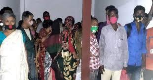 লকডাউন : নারায়ণগঞ্জ থেকে সুনামগঞ্জে যাওয়ার পথে আটক ৪৬