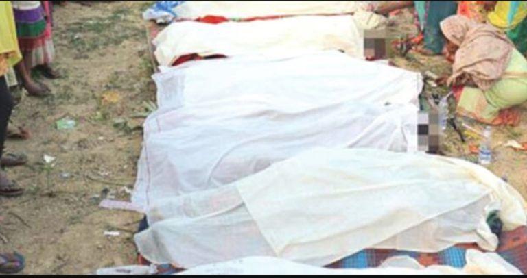 রংপুরে মদপানে ঈদ উদযাপন: একসঙ্গে ৬ জনের মৃত্যু