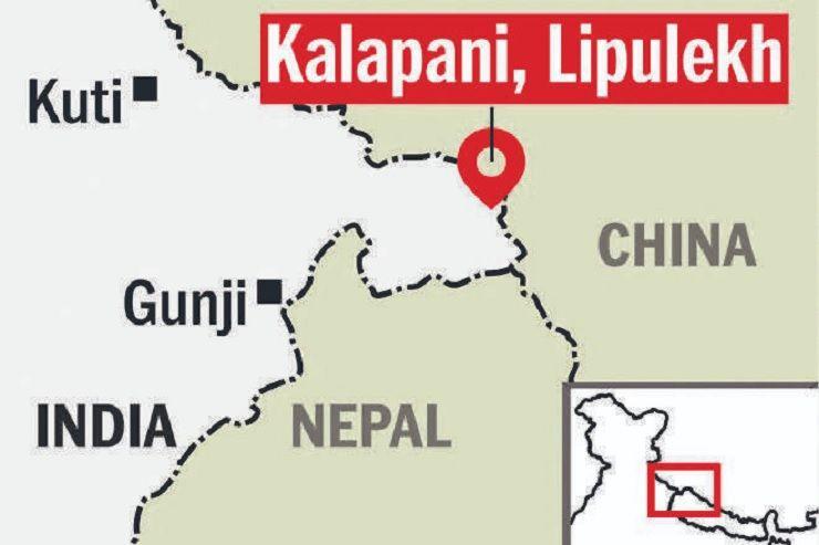 নেপালের নতুন ম্যাপ অনৈতিক : ভারত