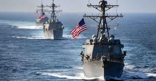 চীনের দরজায় মার্কিন যুদ্ধজাহাজ, বাড়ছে উত্তেজনা