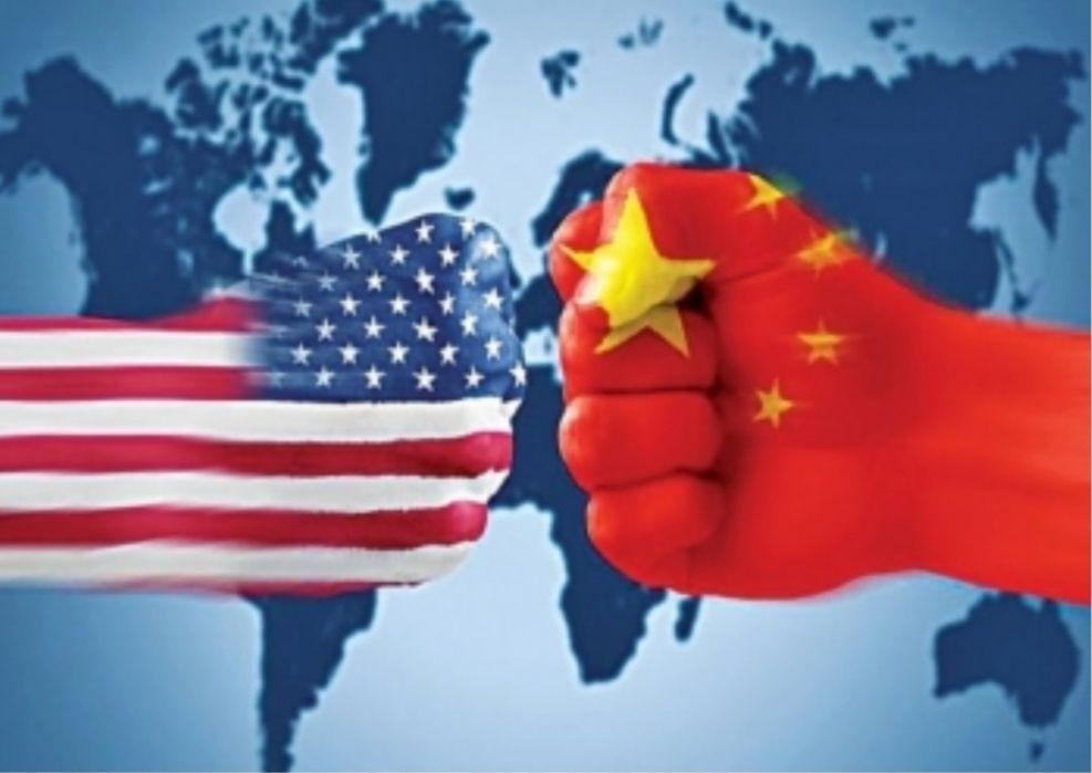 যুক্তরাষ্ট্র-চীন