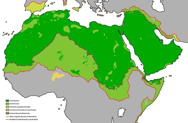 ফিলিস্তিন ইস্যুতে বিভাজনের মুখে আরব বিশ্ব