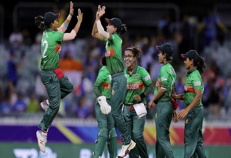 বাংলাদেশ নারী ক্রিকেট দল অনূর্ধ্ব-১৯ নারী বিশ্বকাপে