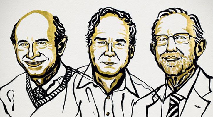 এবারও চিকিৎসায় নোবেল পেলেন তিন বিজ্ঞানী