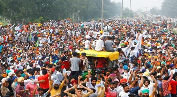 মোদি সরকারের কৃষি আইন: স্থগিতাদেশ দিল ভারতের সুপ্রিম কোর্ট