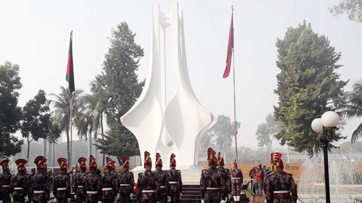 বিজিবি দিবসে শহীদদের প্রতি শ্রদ্ধা