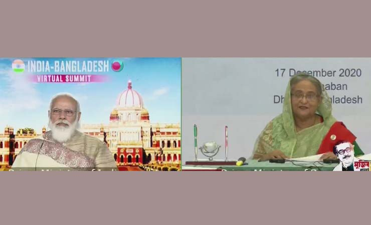 দুই দেশের সম্পর্ক আরও দৃঢ় হবে : শেখ হাসিনা