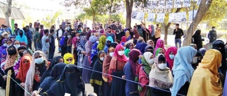 চট্টগ্রাম সিটিতে ভোট উৎসব শুরু