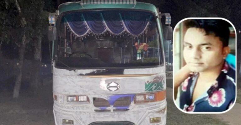 চলন্ত বাসে কলেজছাত্রীকে ধর্ষণচেষ্টা: চালক শহীদ গ্রেফতার