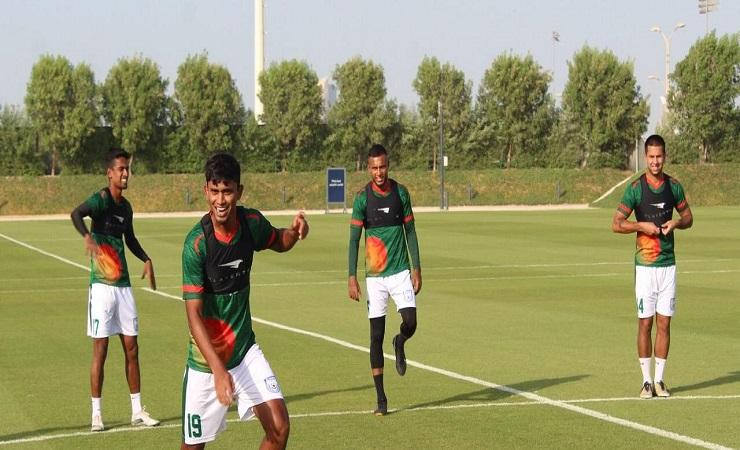 বাংলাদেশ জাতীয় ফুটবল দল
