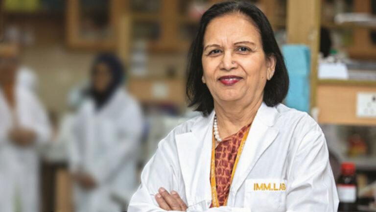 ফেরদৌসী কাদরী : উদ্ভাবনে বিভোর বাংলাদেশের যে বিজ্ঞানী