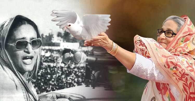 প্রধানমন্ত্রী শেখ হাসিনার ৭৫তম জন্মদিন আজ